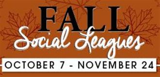 Fall Social Leagues