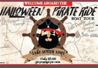 Halloween Pirate Ride