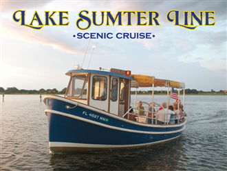 Lake Sumter Line Scenic Cruise