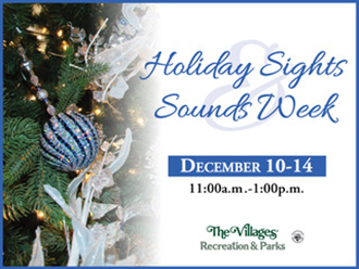 Holiday Sights & Sounds