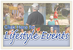 Navigate to Lifestyle Events